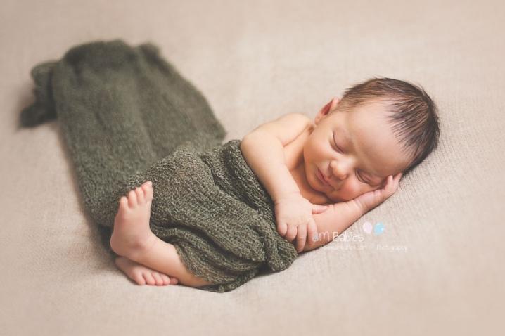 Fotografía Newborn (Recien Nacidos) Madrid- Madrid Newborn Phot