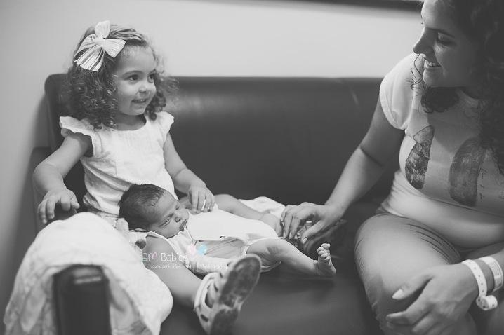 Fotografía recién nacido en hospital Madrid. Hospital Newborn photography Madrid,