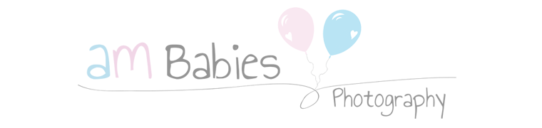 AM Babies – Fotografía Bebés en Madrid  – Newborn and Baby Photography in Madrid logo